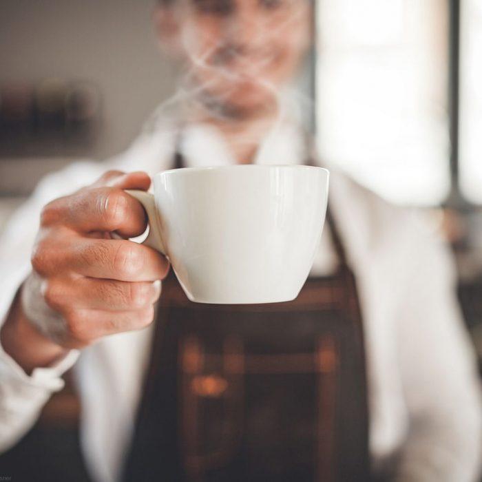 Kaffee Mitarbeiterschulung bei camanoo