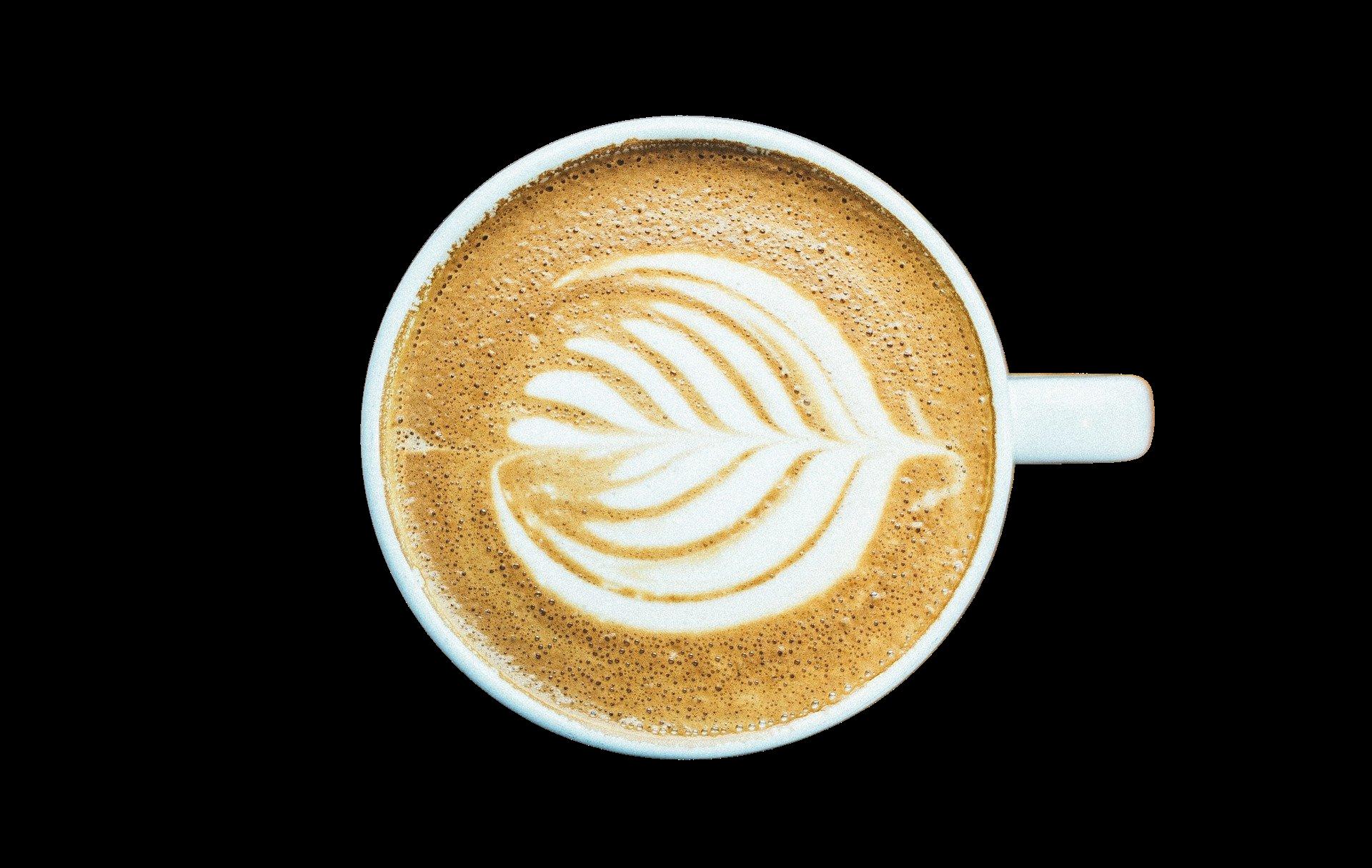 Perfekte Crema und Latte Art mit Kaffee von Camanoo